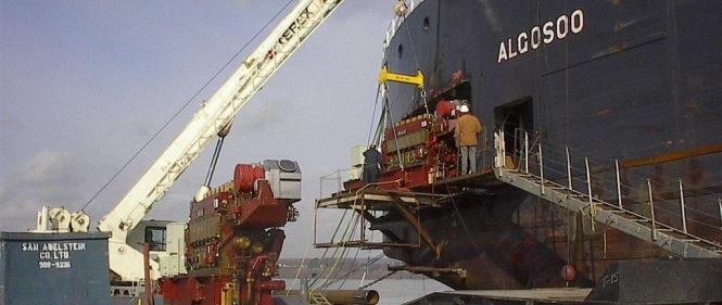 Algoma Ship Repair - Projects