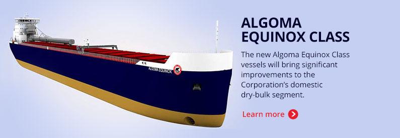 Algoma Equinox Class