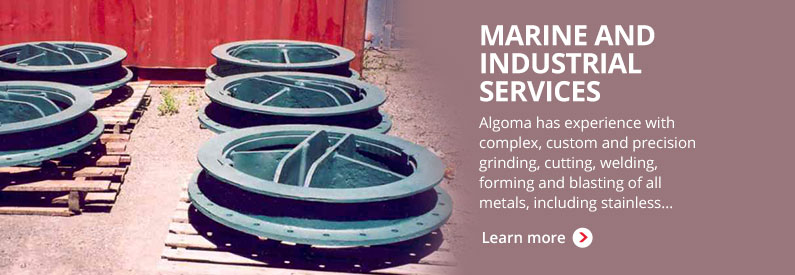 Marine and Industrial Services